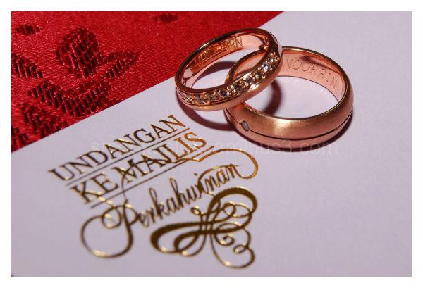 Mazeran & Noorain : Wedding, Nov 30, 2008