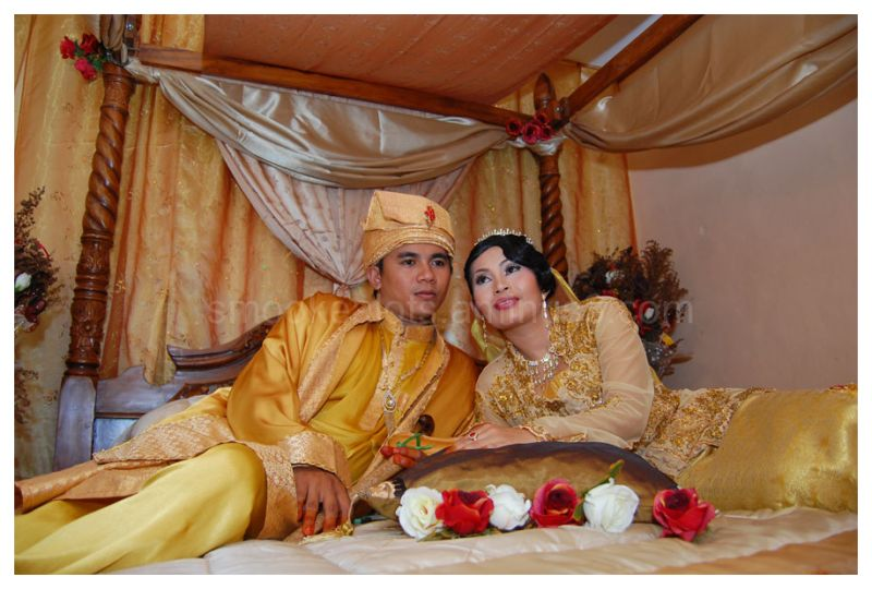 Abd Rahman & Mastura Wedding: Nov 07, 2008