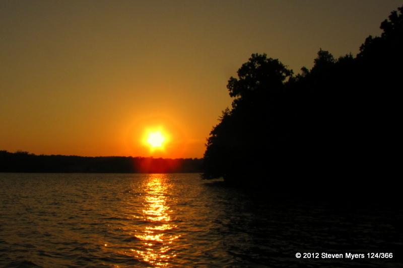 124/366 Sunset LOTO 31MM