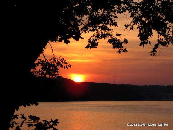 126/366 Sunset