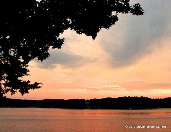 127/366 Sunset