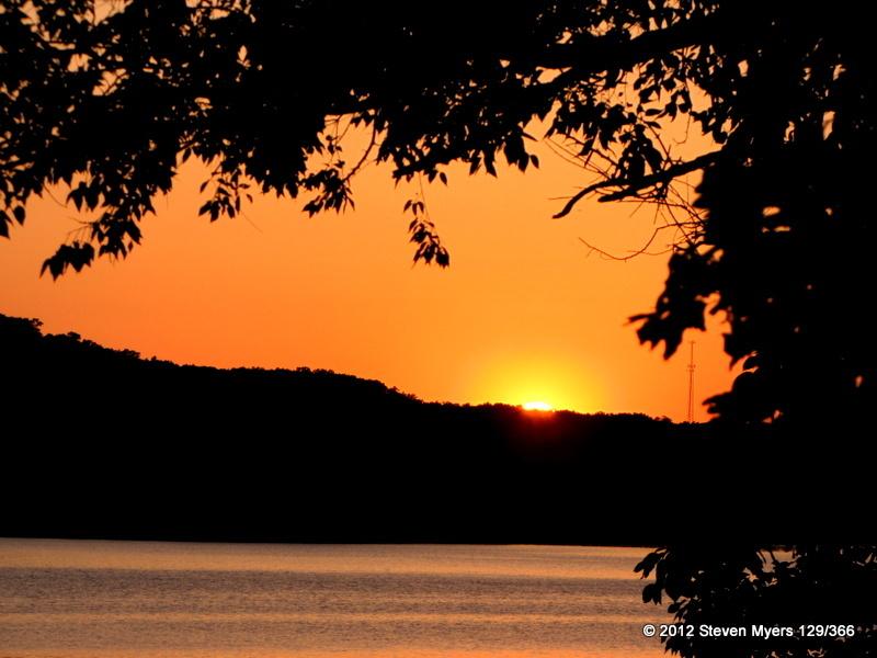 129/366 Sunset
