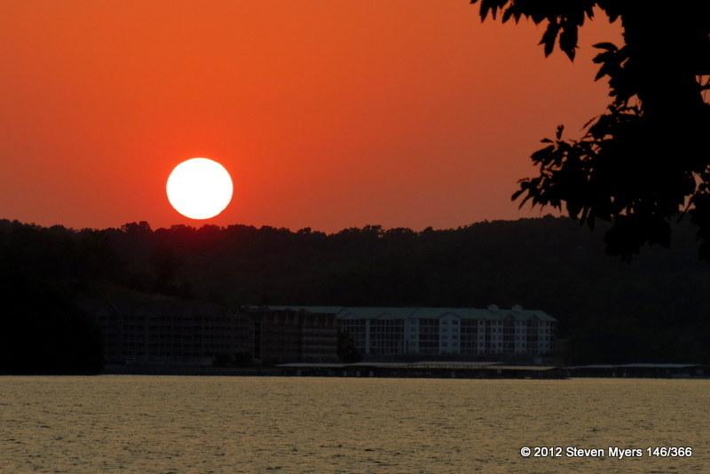 146/366 Sunset