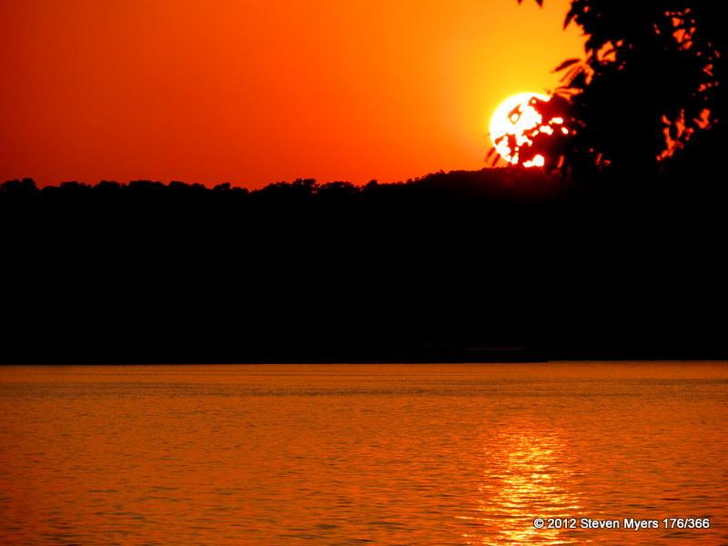 176/366 Sunset