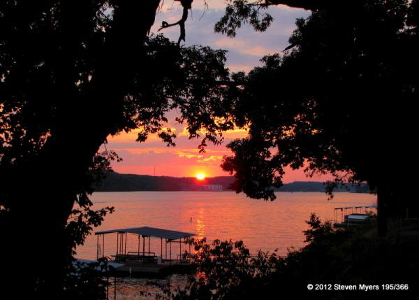 195/366 Sunset