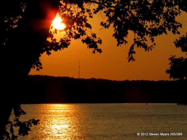205/366 Sunset