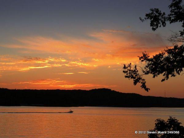 249/366 Sunset