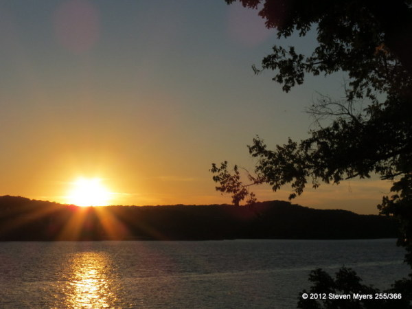 255/366 Sunset