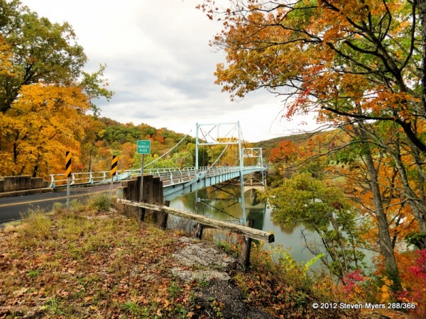288/366 Fall Bridge Colors