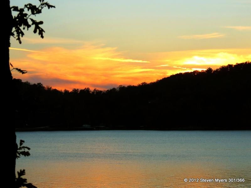 301/366 Lake Sunset