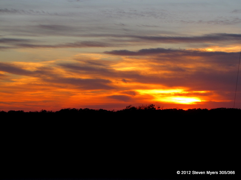 305/366 Sunset