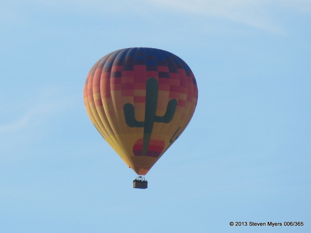 006/365 Ballooning