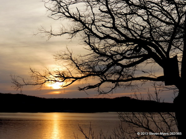 092/365 Sunset