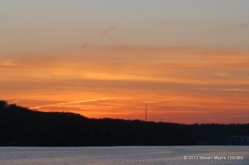120/365 Sunset
