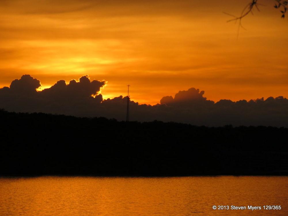 129/365 Sunset