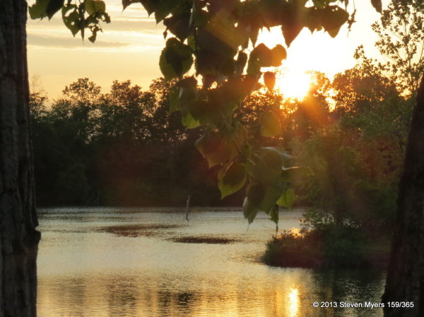 159/365 Sunset