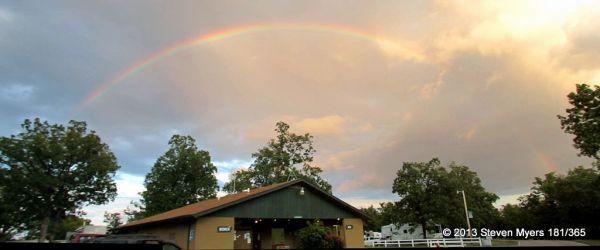 181/365 Rainbow Promise