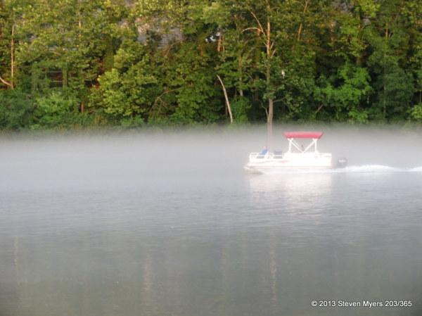 203/365 In the Fog