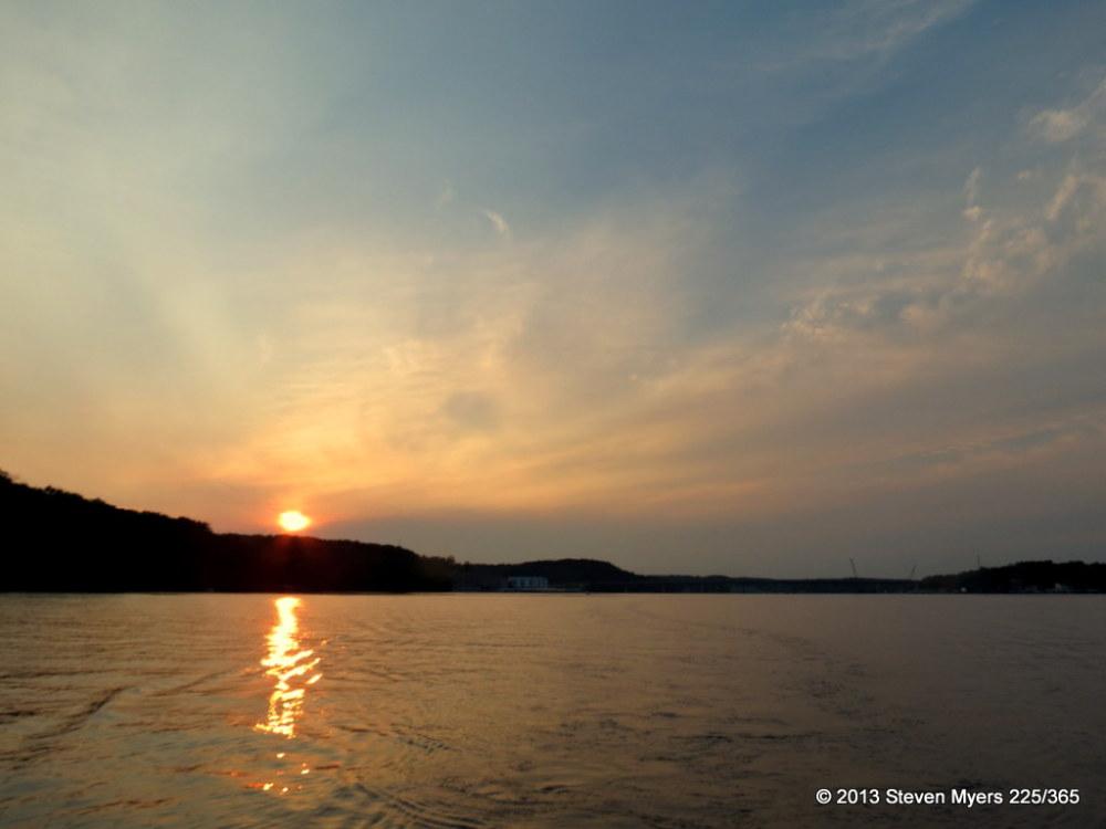 225/365 Sunset