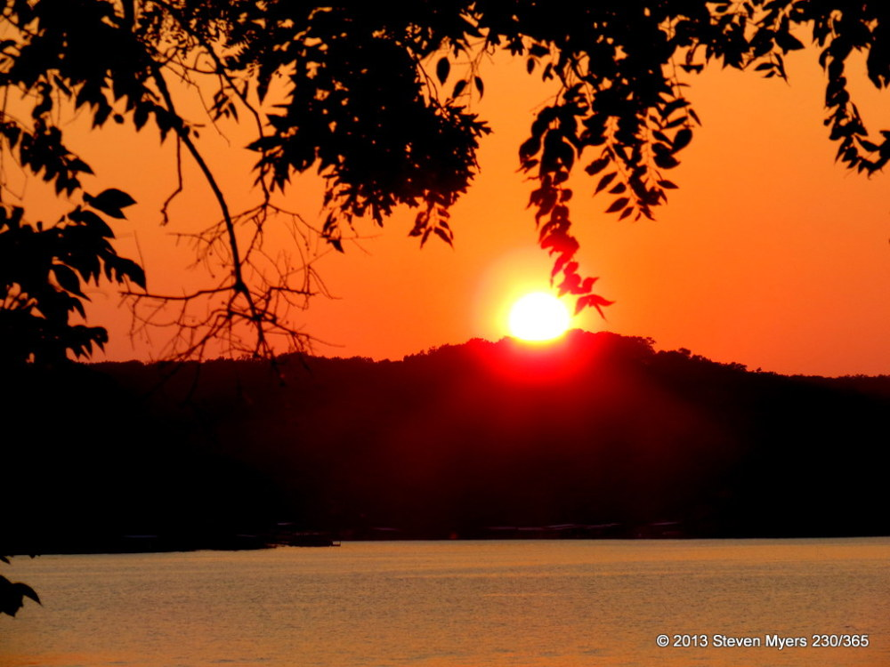 230/365 Sunset