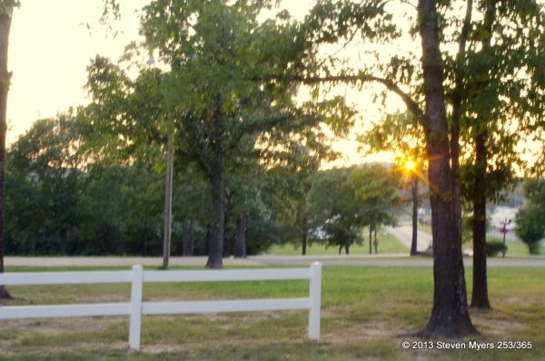 253/365 Sunset