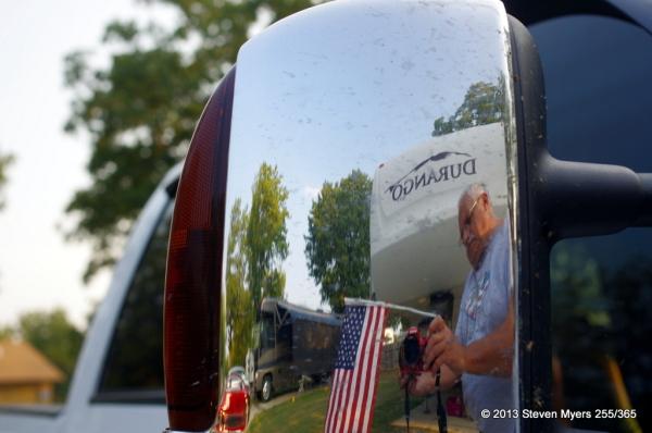 255/365 Reflecting on 9/11