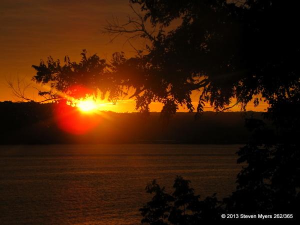 262/365 Sunset
