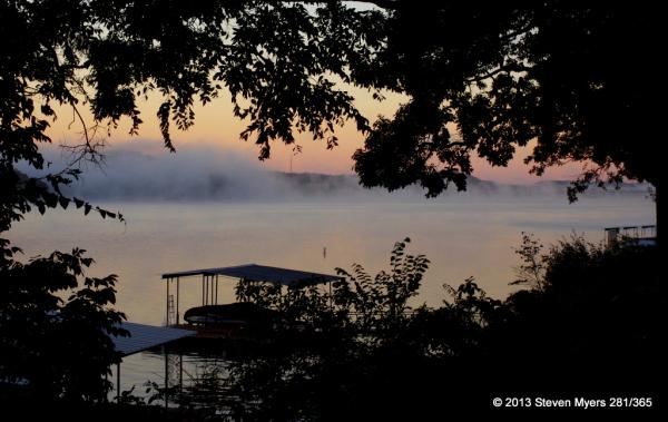 281/365 Morning Fog