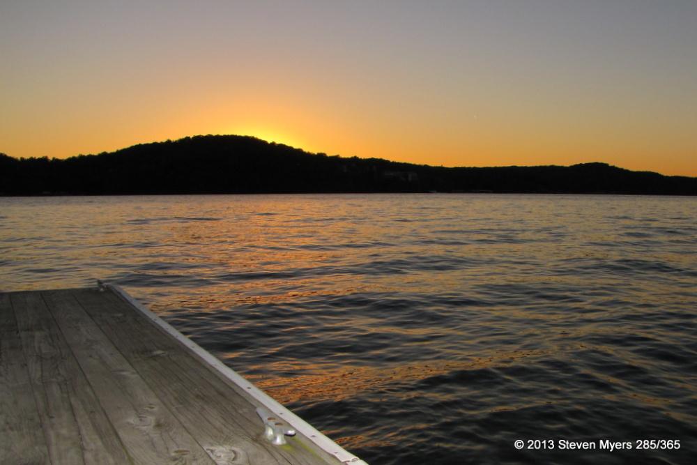 285/365 Dock View