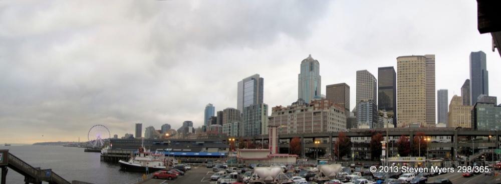 269/365 Seattle Waterfront
