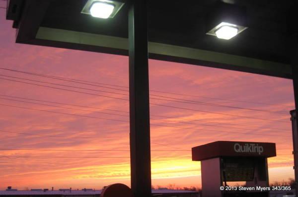 343/365 QT Sunrise