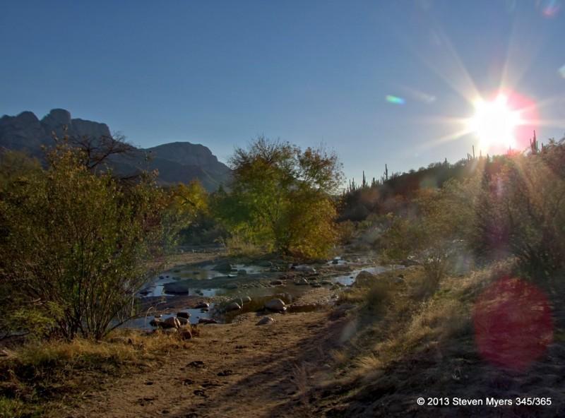 345/365 Hiking in AZ
