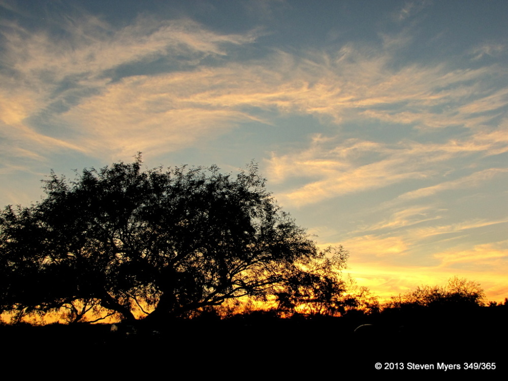 349/365 Sunset