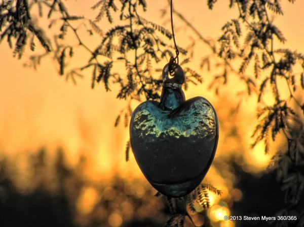 360/365 Shining Heart