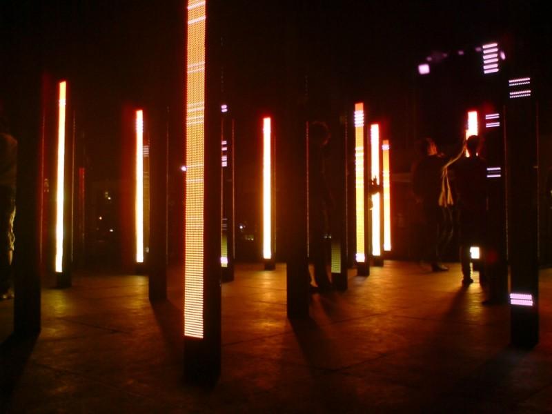 Musical installation