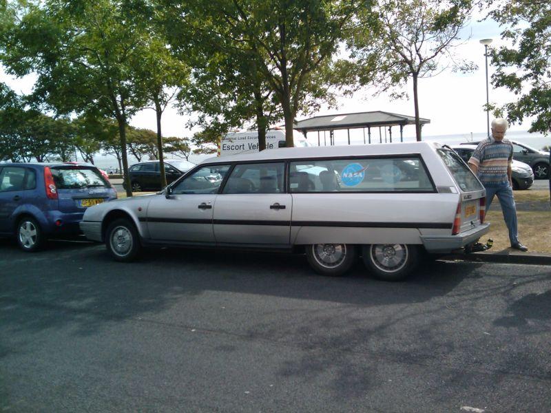 I want that car! :)