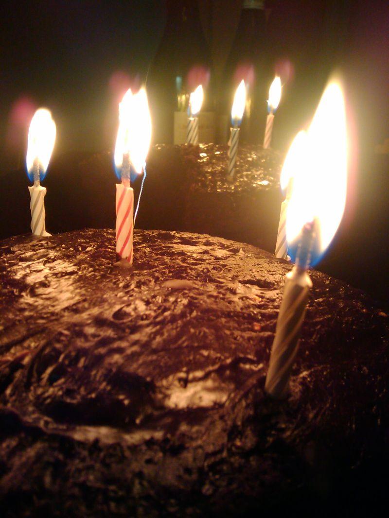 My birthday cake 2009