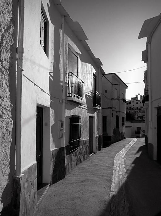 Yegen Alpujarra Granada