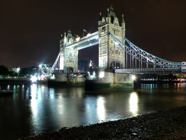 Tower Bridge puente de las torres