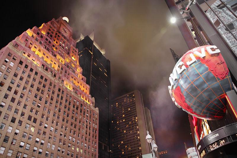 Paramount Building Times Square JVC