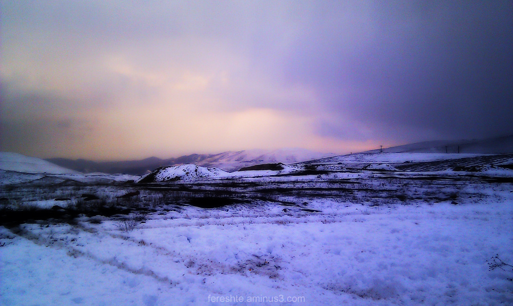 restless winter