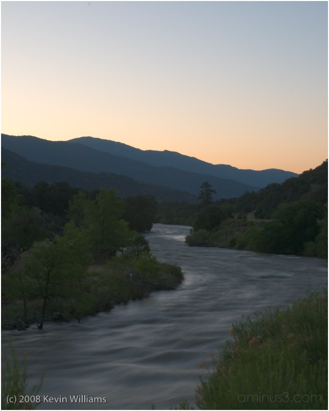 river sunrise 1