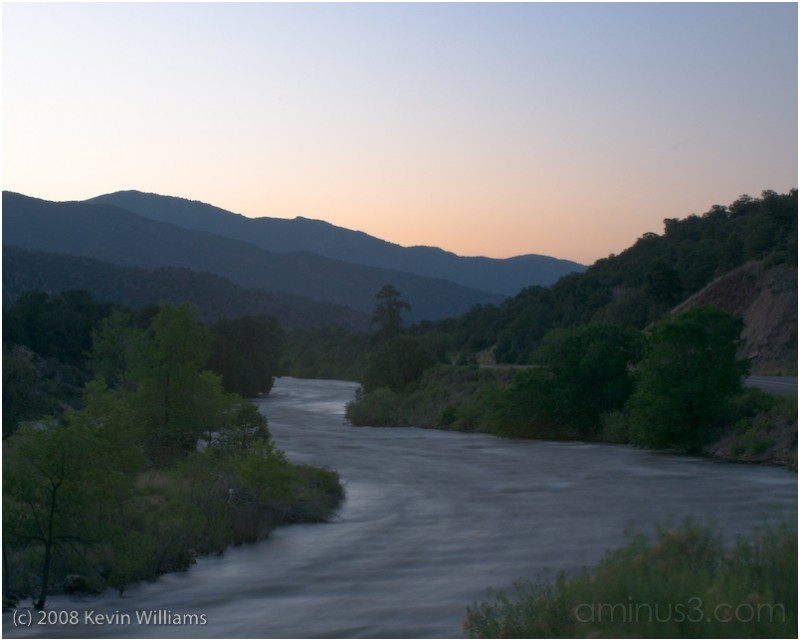 river sunrise 2