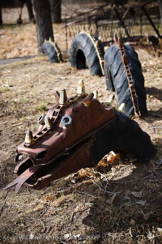 rusty dragon