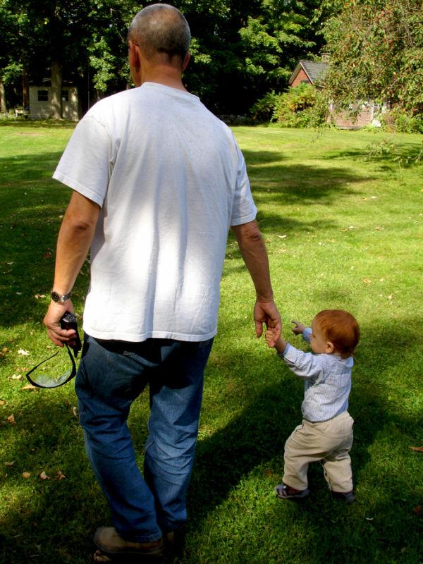 Walking the Papi