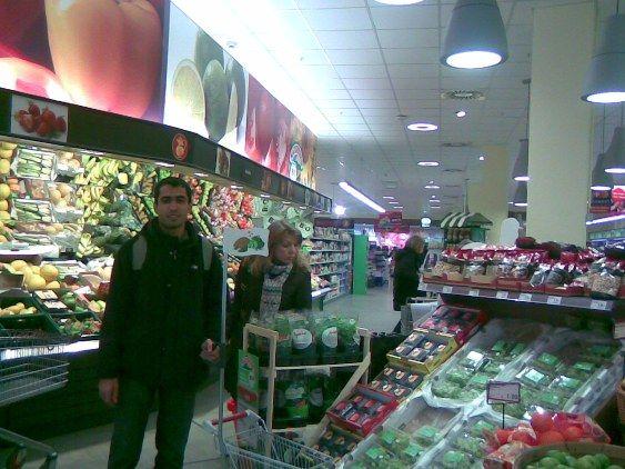Kaisers Store- Jan 2009- Javad