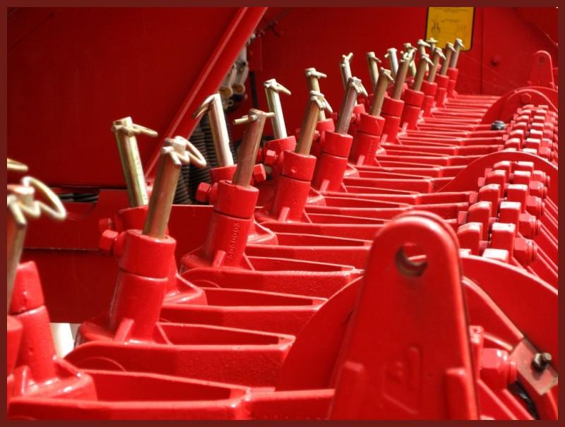 A RED MACHINE