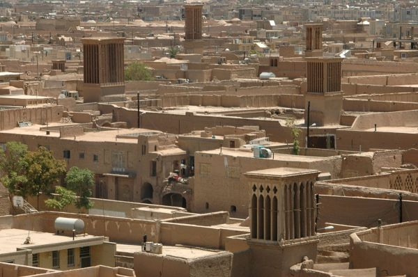 YAZD- THE WIND TOWERS