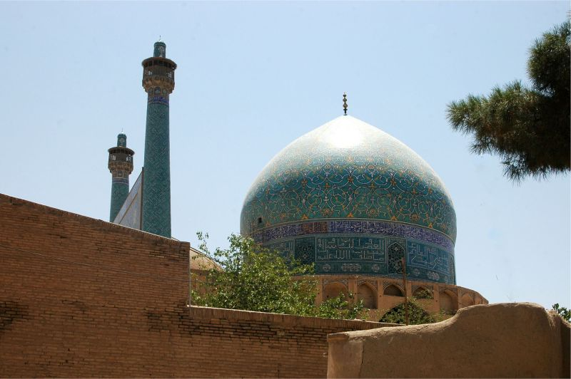 ISFAHAN-THE IMAM MOSQUE-3