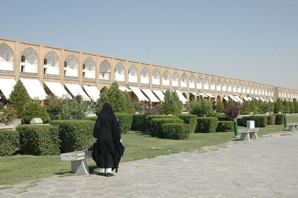 ISFAHAN-THE SQUARE STORES
